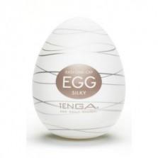 Tenga Egg «Silky» №6 мастурбатор-яйцо