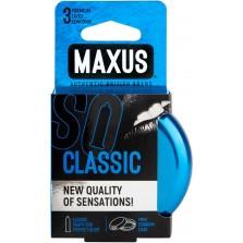 Презервативы Maxus Classic, 3 шт