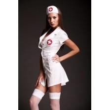 Костюм для ролевых игр «Медсестра» , цвет белый, размер 50-52