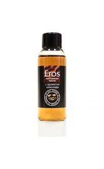 Eros «Tasty» массажное масло с ароматом шоколада флакон, объем 50 мл