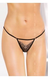Трусы женские эротические, цвет черный, размер S/L Soft Line
