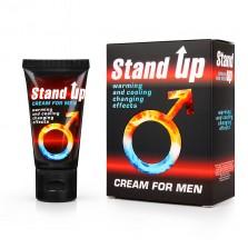 """КРЕМ """"STAND UP"""" для мужчин возбуждающий 25 г."""