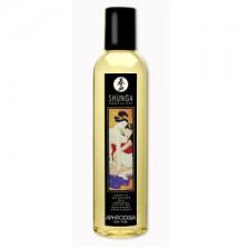 Массажное масло с ароматом розы Shunga Aphrodisia, 250 мл